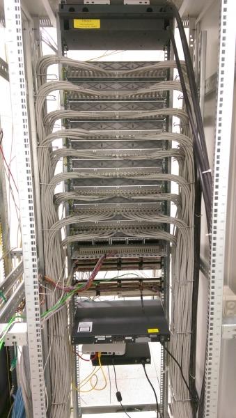 Sieci elektryczne w Kośćianie