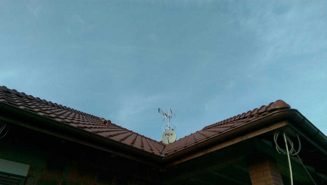 Montaż anteny w Kościanie